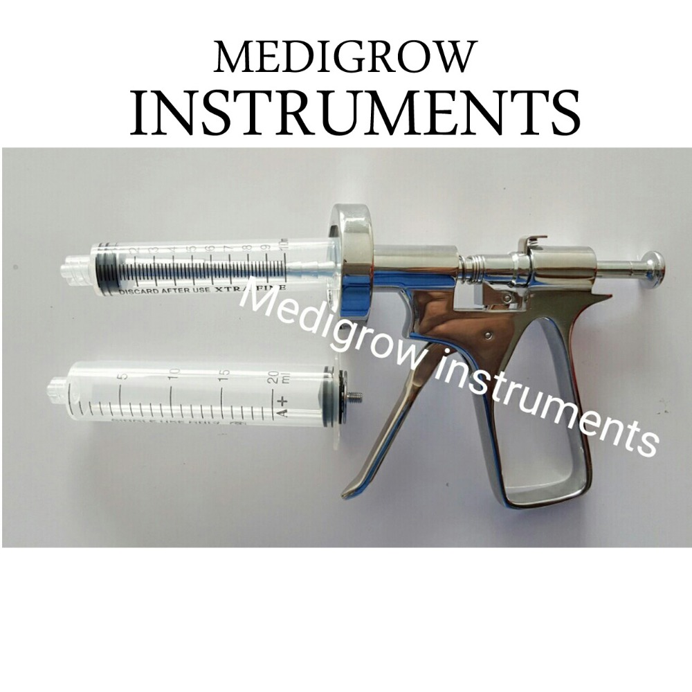 Fat Injection Gun For 10 and 20cc Syringe