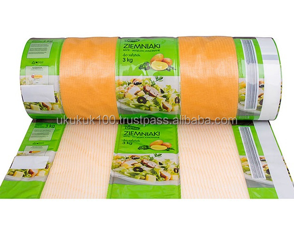 NETBAG 640mm with CLAF type net for VERTICAL PACKAGING MACHINES