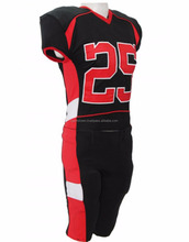 New Custom Made Sublimated Football Jerseys Cheap Youth College Football Uniform Football Jersey