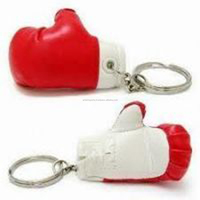 Promotional PU Key Chains Made in Pakistan