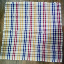 Pk factory 100% cotton yarn dyed kitchen tea towel dish towel