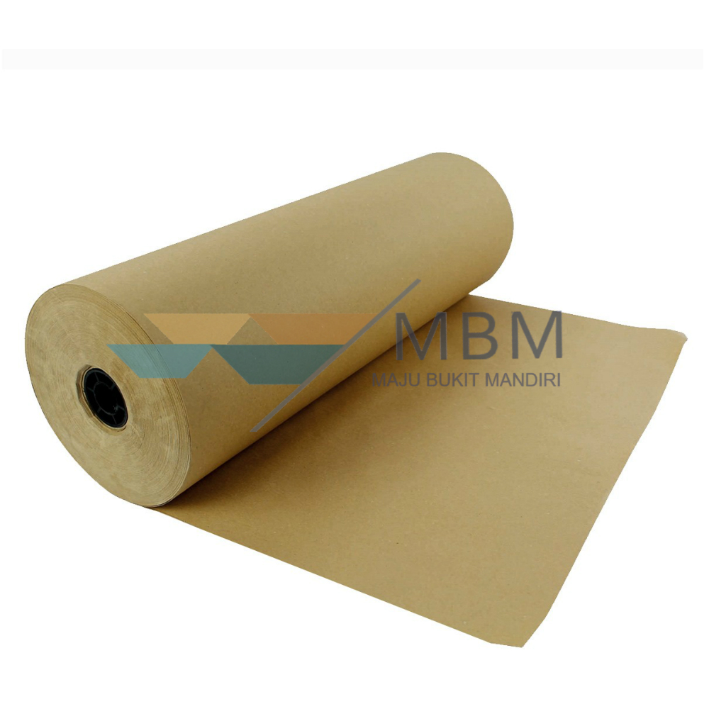Wholesale Brown Kraft Paper Jumbo Roll For Packing Price