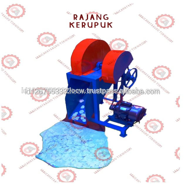 Effecient Time Good Chopper Crackers Chips Machine Manual