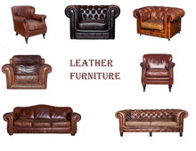HOT SALE LEATHER FURNITURE