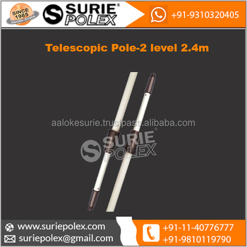 Telescopic Pole 2 level 2.4m