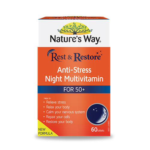 New Arrival Ome Multivitamin & Minerals Tablet Help Set Up for a Good Night Sleep