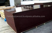 Top Quality 18mm Brown Film Faced Plywood