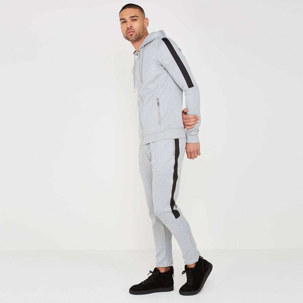 Curved hem Tracksuit direct factory rates