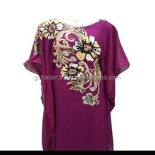 2015-16 abaya jilbab dubai kaftan dress wholesale sequins muslim islamic clothing for moroccan india Turkey arab women abaya