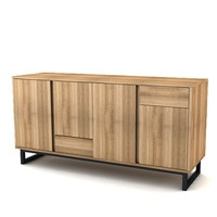 Modern Design Wooden Console Table For