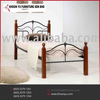 Amelia Single Bed: High quality Metal Furniture bedframe manufacturing malaysia bedroom sets