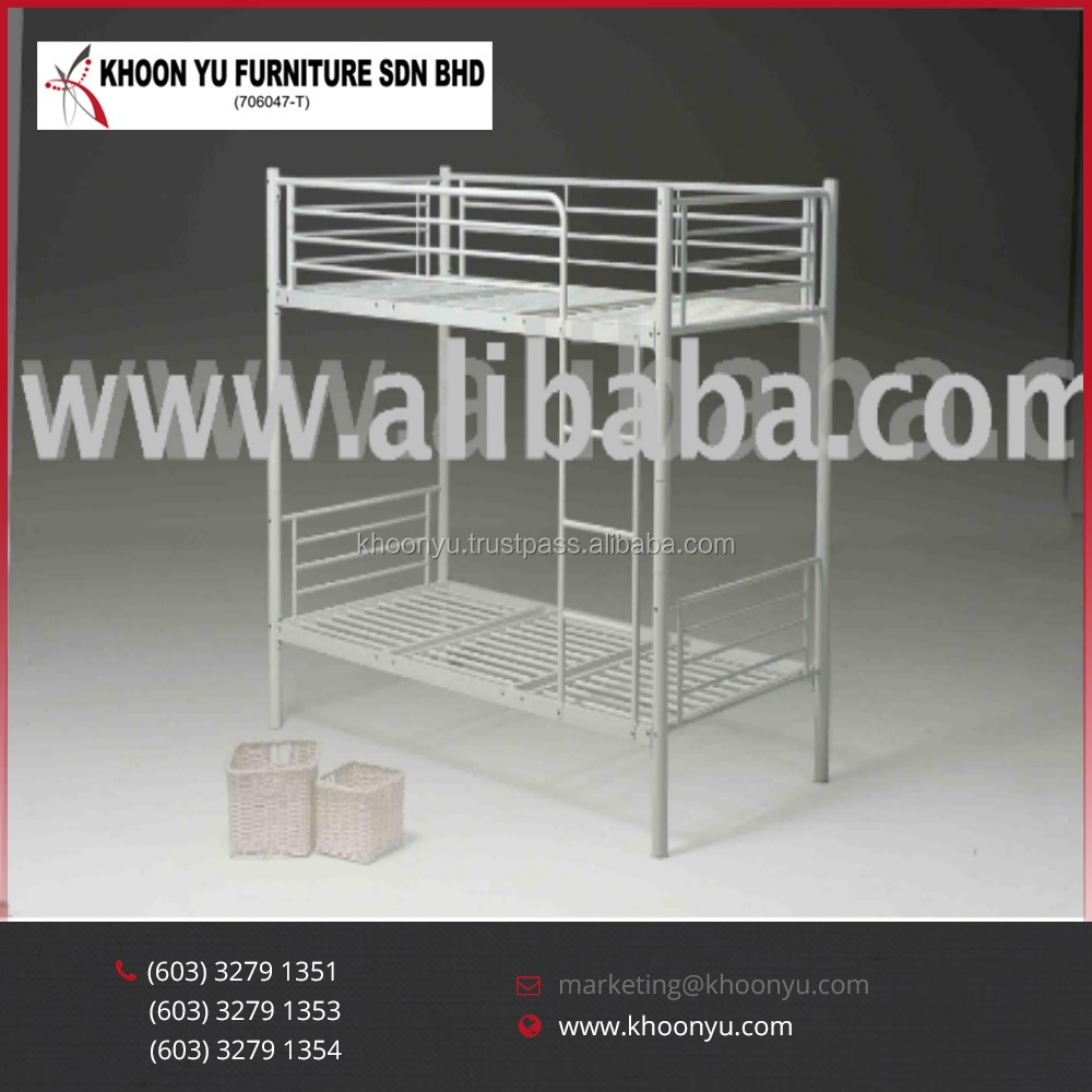 Best price Napolean Single Metal Bunk Bed for Dubai Market bedroom furniture