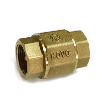 [EUROPIPE] Japan Quality Brass Spring check valve, Screwed ends