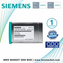 SIEMENS SIMATIC S7, RAM MEMORY CARD FOR S7-400, LONG VERSION, 4 MBYTES, 6ES7952-1AM00-0AA0
