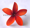 Artificial foam plumeria Obtusa frangipani for hair accessories