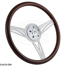 "High Quality Steering Wheel American Designed 18"" (450mm)"