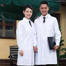 2017 Original Design New Style Doctor Coat