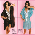 beach long kaftan