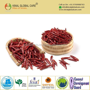 Indian Whole Dried Chilli For Vietnam