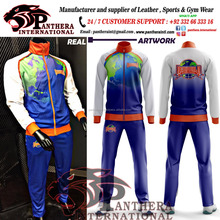 new world digital sublimated tracksuit basketball tracksuits by Panthera International