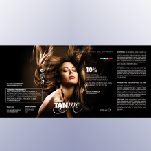 Spray Tanning Solution 10% DHA