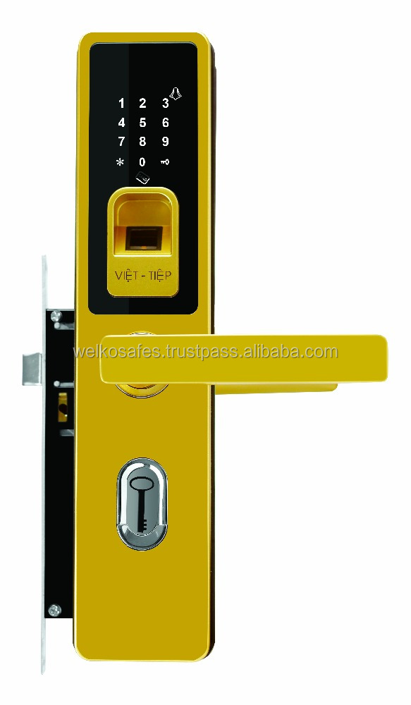 Electronic Lock series 4 in 1
