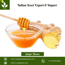 100% Organic natural forest ginger honey Wholesale prices