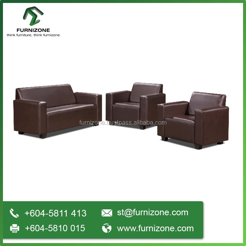 Malaysia Made Modern Furniture Leather Sofa