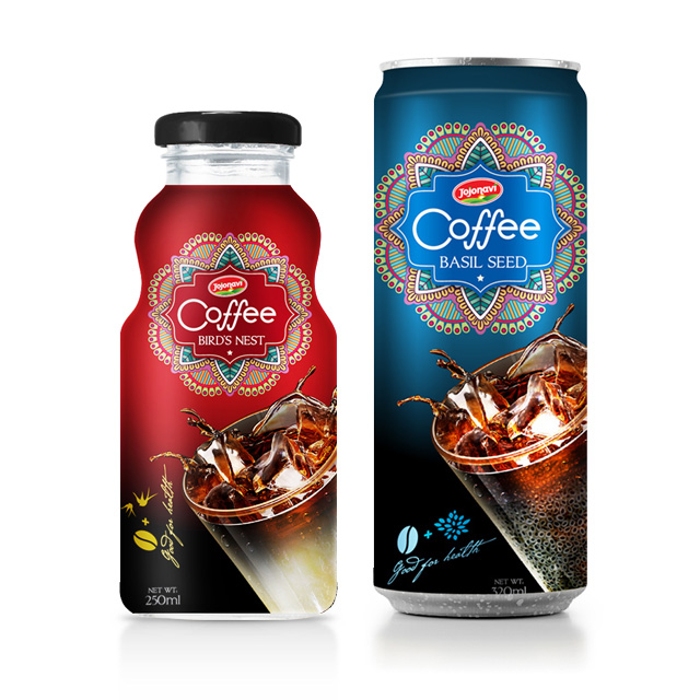Coffee drink cans OEM private label