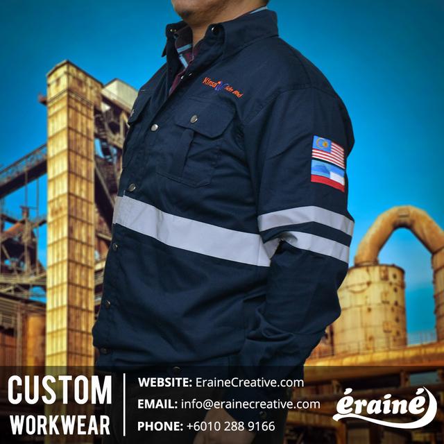 Custom-made work & safety wear