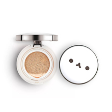 OEM Private label nude makeup air cushion BB cream foundation moisture effect cute cartoon case