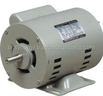 Hitachi EFOU-KR 0.1kw 1450 p/min Single Phase Induction Motor Condenser start Brand New Genuine High Quality