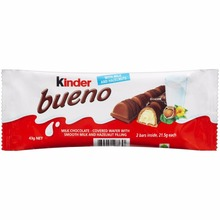For Kinder Bueno 43g Chocolate Original Cheap Best Chocolate Kinder