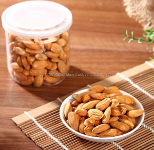 Raw Bitter Almond and Almond Nuts - Sweet Kernels - Ships in Bulk
