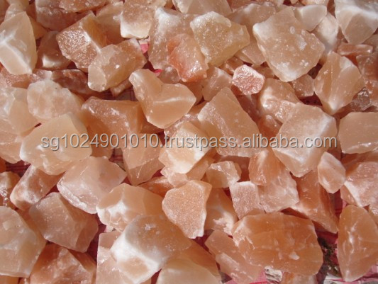 Natural Himalayan Crystal Salt for Salt Lamp