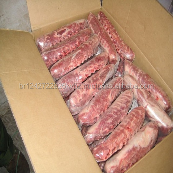 lamb meat in carcass