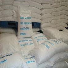 soda ash light 99.2% for food and industry Grade