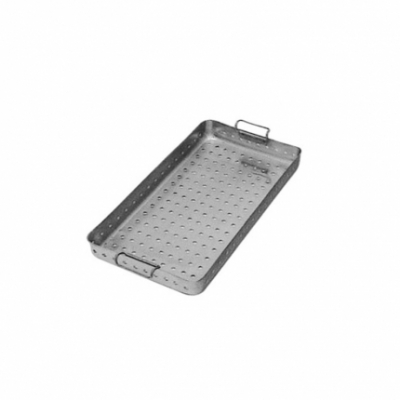 Dental Sterilization Cassette Rack Tray Box for 5 Surgical Instruments / dental instruments
