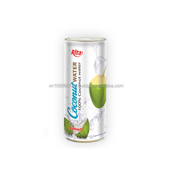 Natural Fresh Pulp Coconut Water