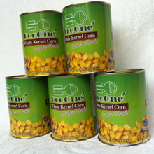 Quality Non GMO CANNED YELLOW SWEET CORN