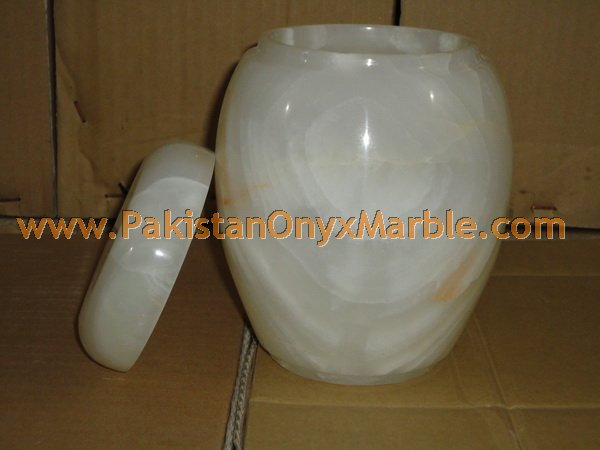 WHOLSALE 2017 NATURAL 2017 New Items WHITE ONYX URNS