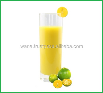 Best Price Calamansi Puree From Vietnam With Free Sample