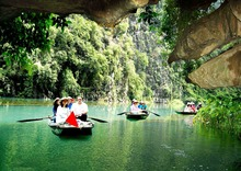 ONE-DAY HA NOI- HOA LU- TAM COC PACKAGE TOUR