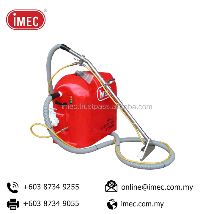 High Quality Heater Extractor System Machine, iMEC Inter Jet