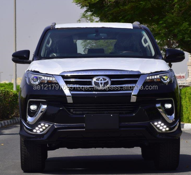 2018 TOYOTA FORTUNER VX-R EXTREME V6 4.0L FOR SALE IN DUABI