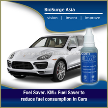 Fuel Saver. KM+ Fuel Saver to reduce fuel consumption in Cars