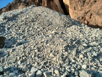 Barite powder for Drilling Application