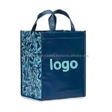 New Stylish Promotional pp non-woven printed tote shopping bag