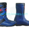 Motorcycle Boots Leather Police Boots Motorcycle