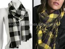 2017 christmas wholesale fashion scarf